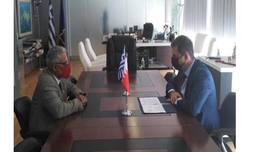 Bahrain, Greece discuss ways to enhance tourism cooperation