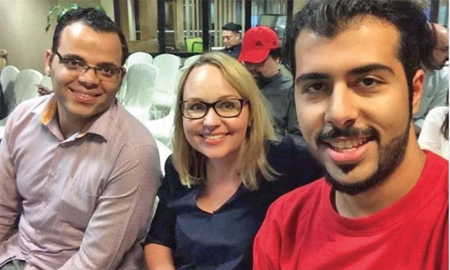 Bahrain team enters final round of UN app contest