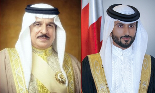 His Majesty initiatives to protect public health praised by HH Shaikh Nasser