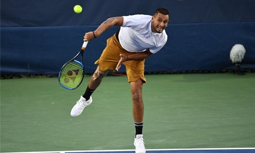 Kyrgios triumphs in Washington
