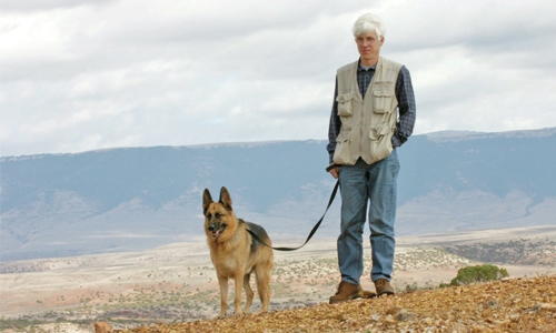 Taking the dog for a walk can help older adults live longer