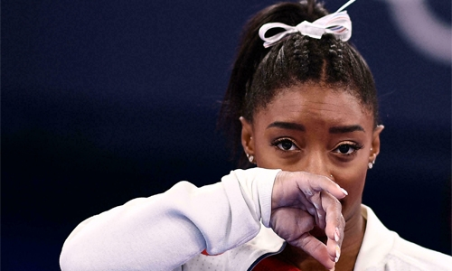 US gymnast Biles pulls out of two more Olympics finals