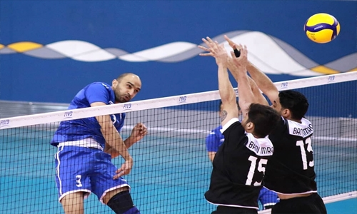 Al Nasser, Muharraq win in volleyball league