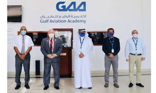 Gulf Aviation Academy provides specialised American Heart Association lifesaving courses