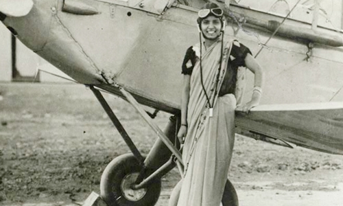Google celebrates India's first woman pilot, Sarla Thukral's 107th birthday with Google Doodle