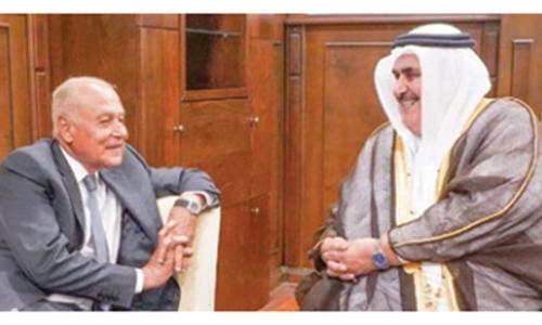 Proposed draft to condemn Jazeera's destabilising role