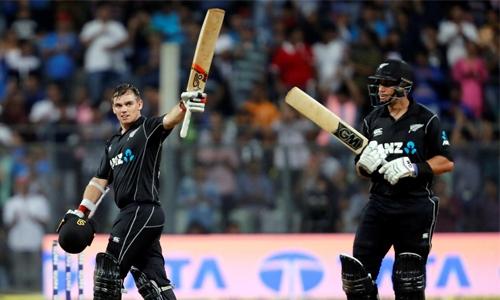New Zealand thrash India by six wickets