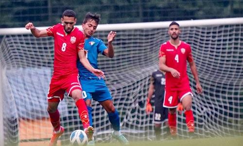 Bahrain U23s beat Kuwait in Istanbul friendly