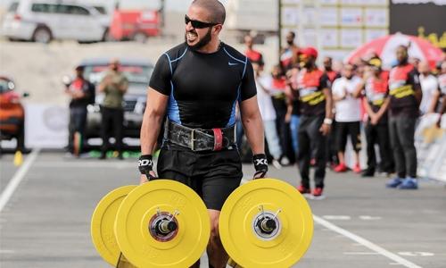 Bahraini Strongest Man launched