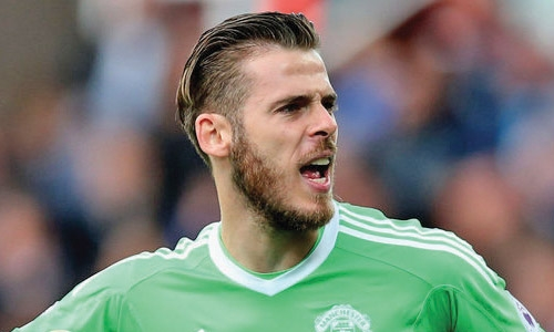 Cristiano orders Real bosses to sign United keeper De Gea