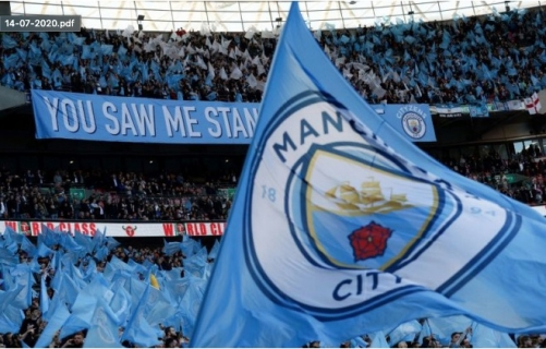 Man City's European ban quashed