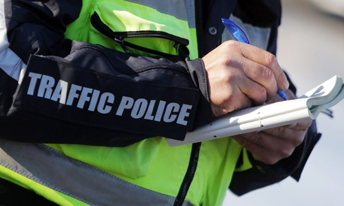 No traffic fines for physically challenged