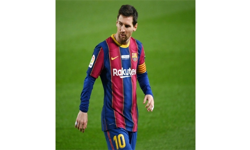 Messi to sign new five-year deal with Barcelona
