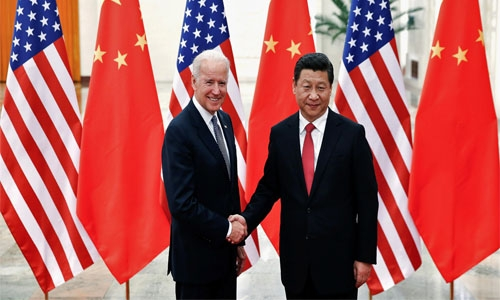 Biden and China's Xi discuss managing competition, avoiding conflict in call
