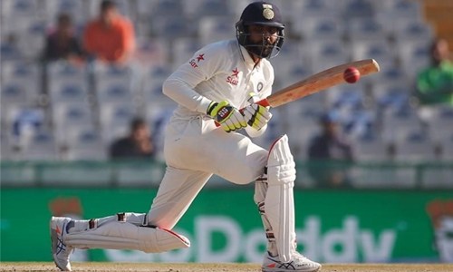 Jadeja leads India to 297