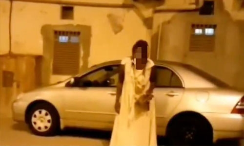 Police arrest intoxicated woman in Sitra
