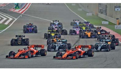 BIC launches Early Bird tickets for F1