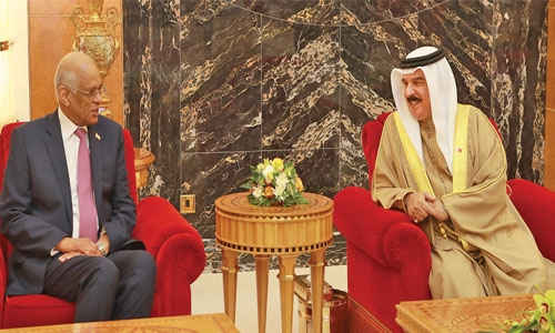 Egypt cornerstone of  Arab security: King