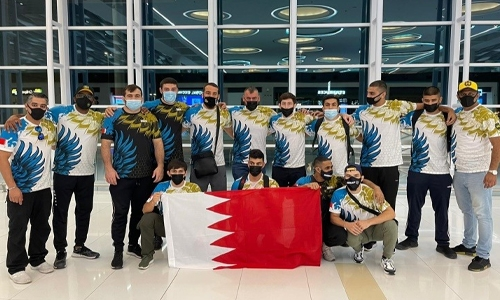 Bahrain to reach historic landmark of 100 Medals at MMA World Cup